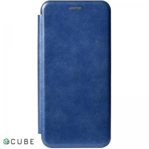 Чехол-книжка TOTO Book Rounded Leather Case Samsung Galaxy A20/A30 Navy Blue
