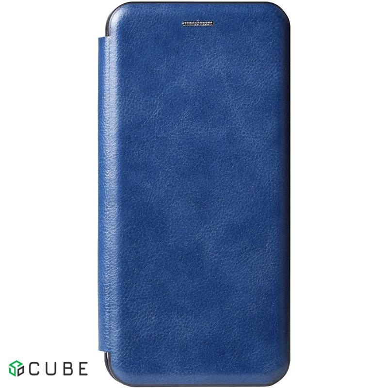 Чехол-книжка TOTO Book Rounded Leather Case Xiaomi Redmi 7 Navy Blue