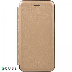 Чехол-книжка TOTO Book Rounded Leather Case Samsung Galaxy A10s Gold