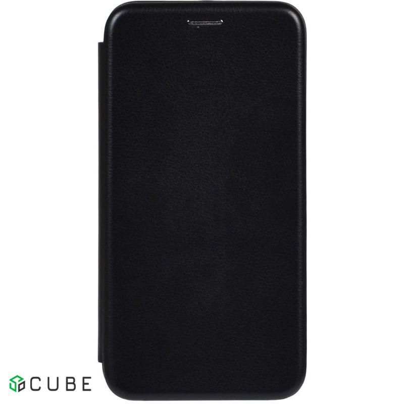 Чехол-книжка TOTO Book Rounded Leather Case Huawei Nova 5T Black